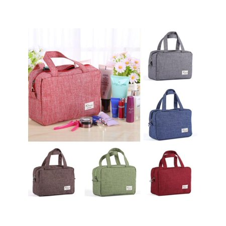 Multifunction Portable Travel Cosmetic Makeup Bag Toiletry Case Wash Organizer Storage Hanging