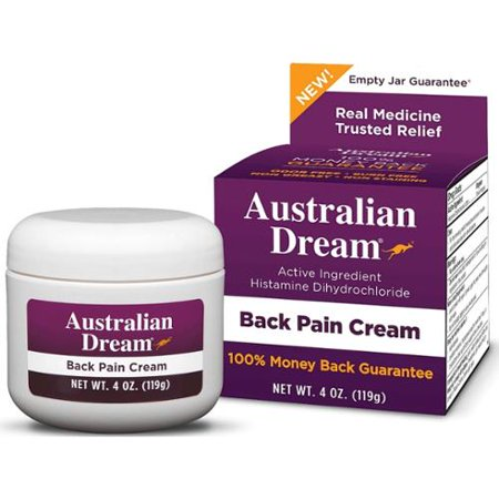 5 product ratings - Australian Dream Comparable, Histamine dihydrochloride and Menthol ALO Pain NEW $ Trending at $ Trending price is based on prices over last 90 days.