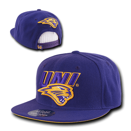Northern Iowa Baseball Rug - NCAA University Of Northern Iowa Panthers Freshmen Snapback Baseball Caps Hats