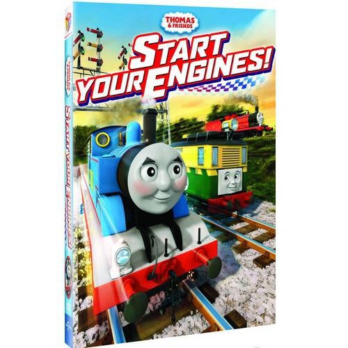 Thomas And Friends: Start Your Engines!