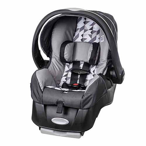 Evenflo Embrace Infant Car Seat, Raleigh Black