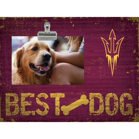 - Fan Creations Best Dog Clip Picture Frame