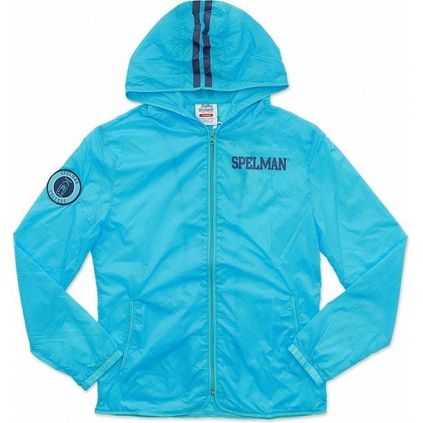 Cultural Exchange Big Boy Spelman College S2 Thin /& Light Ladies Jacket with Pocket Bag