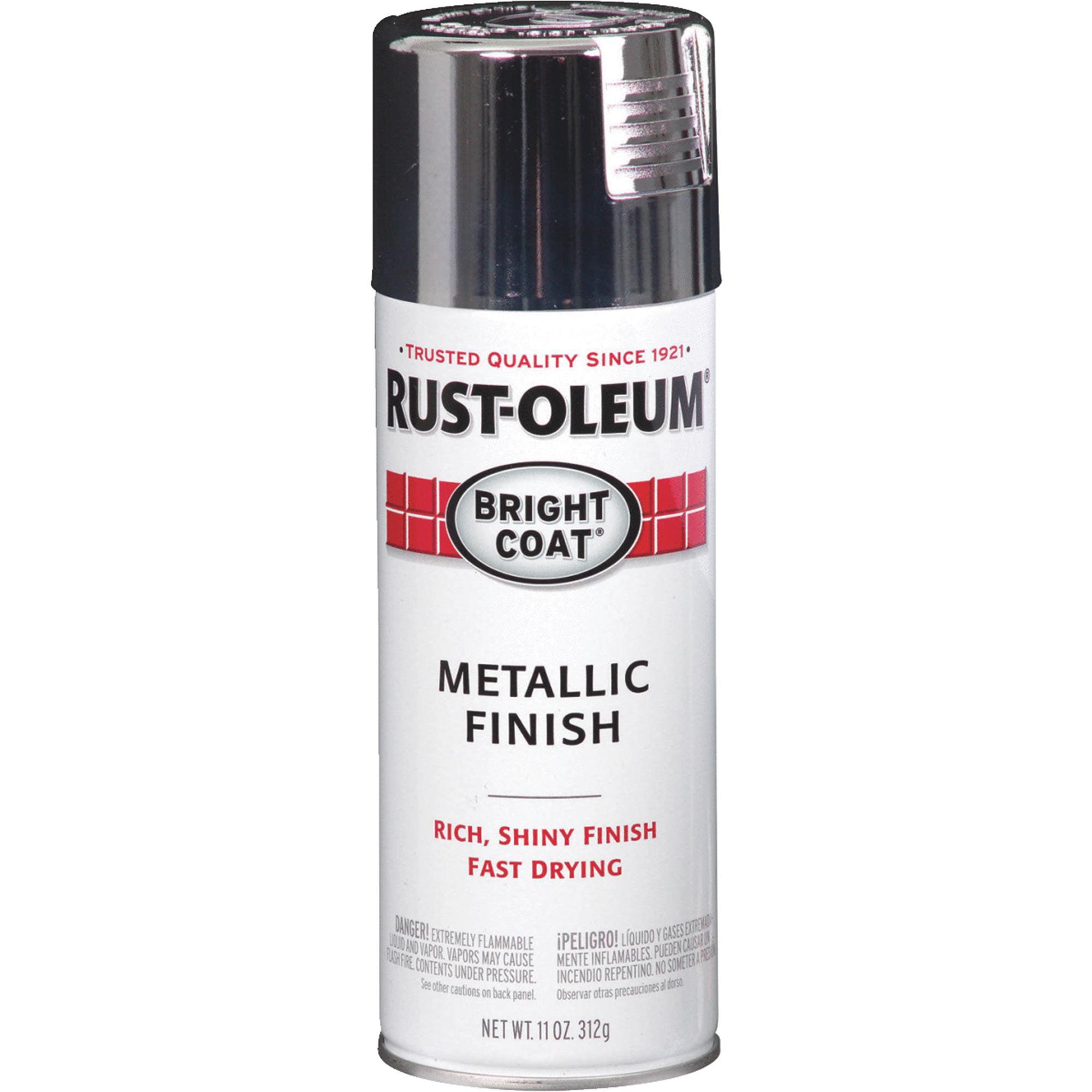 Rust-Oleum Bright Coat Metallic