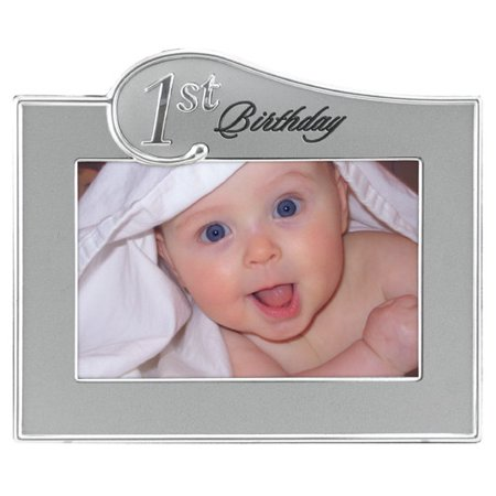 Malden 1st Birthday Picture Frame