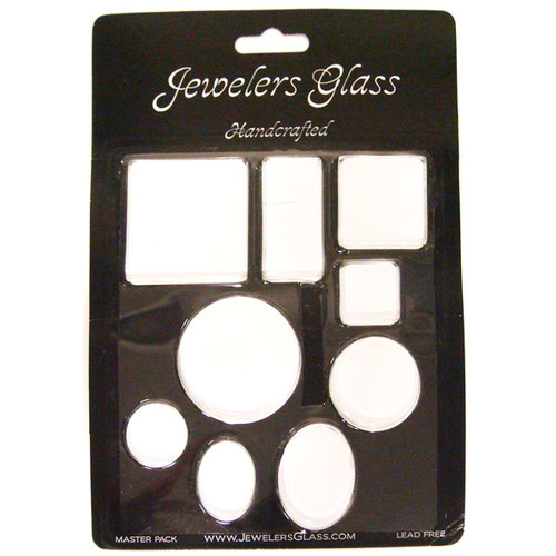 Wholesalers USA 9 Piece Master Pack Jeweler's Glass Set