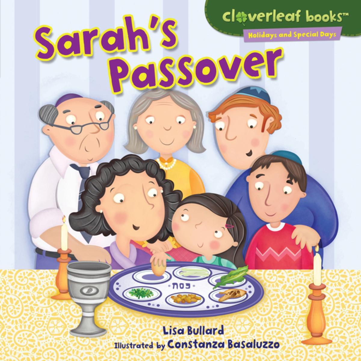 Sarah's Passover - eBook
