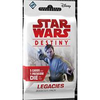 Star Wars: Legacies Booster Display