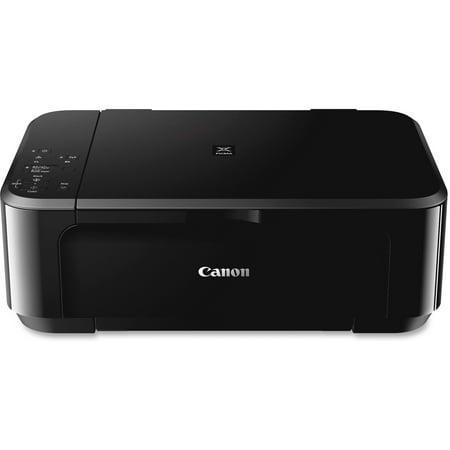 Canon PIXMA MG3620 Wireless All-in-One Inkjet Printer/Copier/Scanner with Mobile Printing (Black) (Microfilm Reader Printer)
