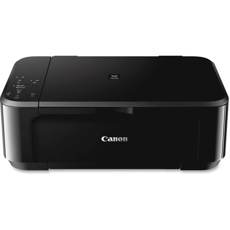 Canon PIXMA MG3620 Wireless All-in-One Inkjet Printer/Copier/Scanner with Mobile Printing (Black) ()