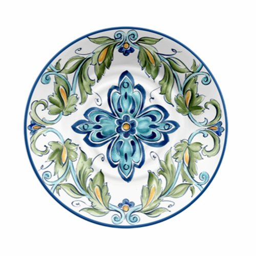 Better Homes And Gardens 10 5 Melamine Dinner Plate Blue Floral  sc 1 st  tagranks.com & Sophisticated Walmart Melamine Dinnerware Photos - Best Image Engine ...