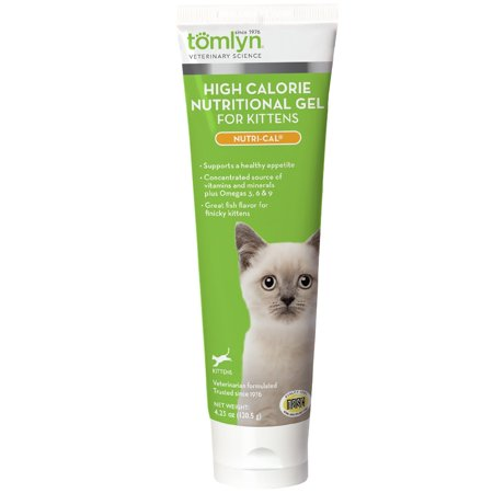 Tomlyn Laxatone High Calorie Nutritional Gel For Kittens