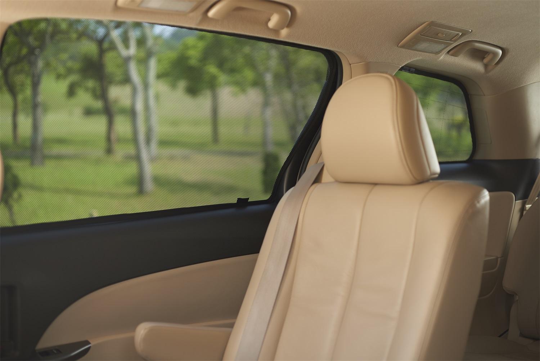 X204 Soltect Rear Window Sunshade 3D Custom Fit 2009-2015 Mercedes-Benz GLK-Class