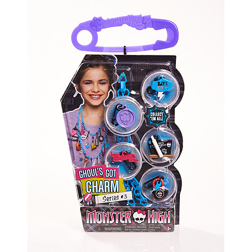 Monster High Ghoul's Got Charm Collectible Charms