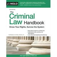 The Criminal Law Handbook (Paperback)