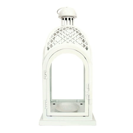 Better Homes & Gardens White Lantern