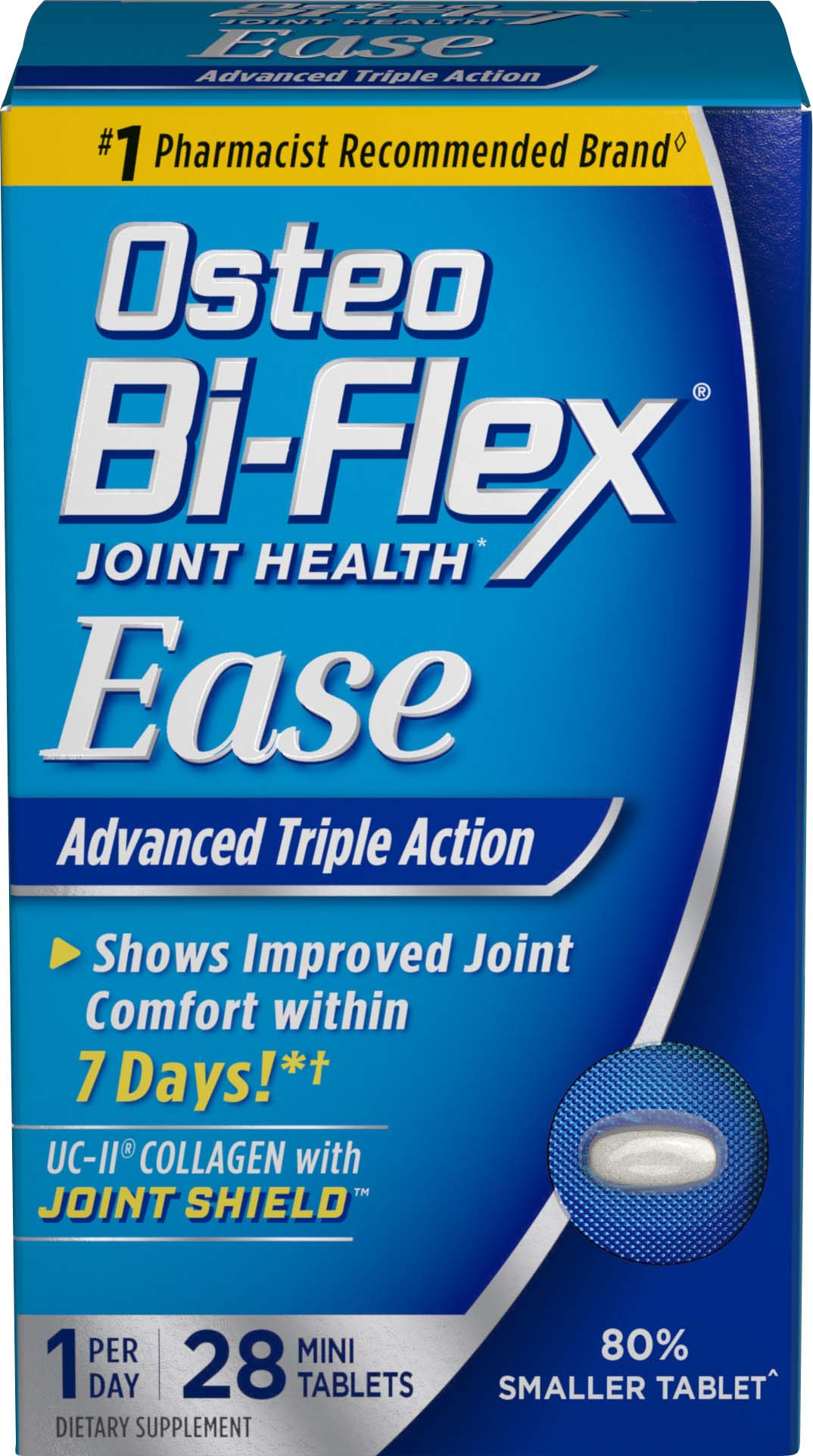 image relating to Osteo Bi Flex Coupon Printable referred to as Osteo Bi-Flex -