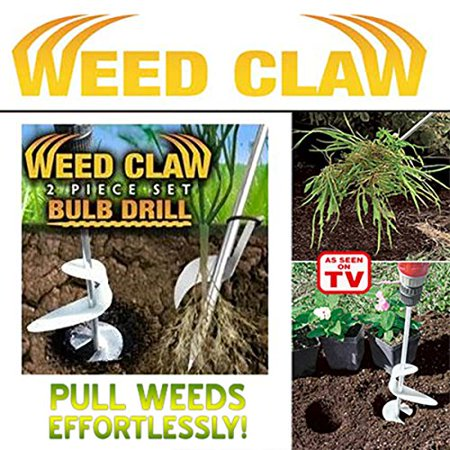 Weed Claw and Bulb Drill (Weed Claw)