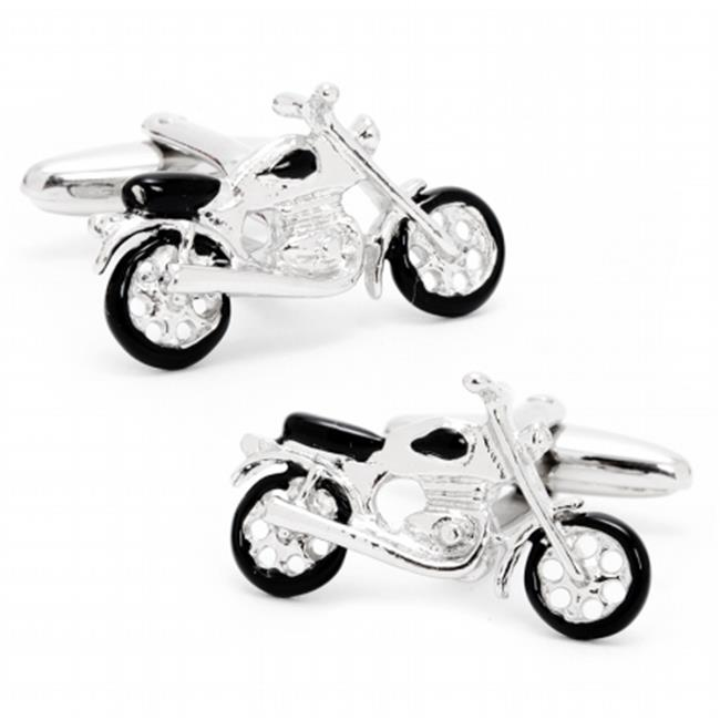 Cufflinks CLB267 Vintage Motorcycle Cufflinks