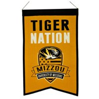NCAA Nations Banner, University of Missouri Tigers