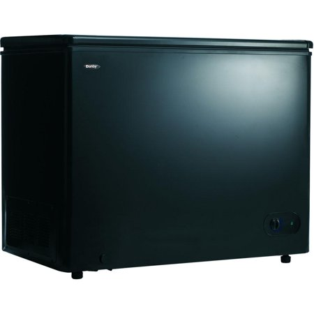 Danby 7.2 Cu.Ft. Chest Freezer, 1 Basket, Up Front Temperature Control