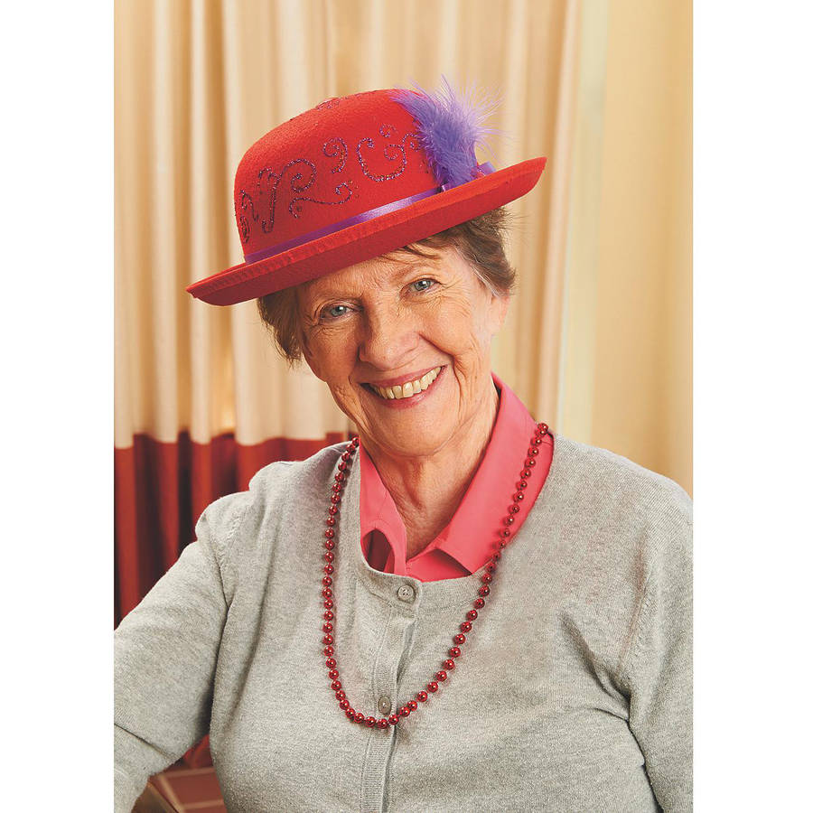 Red Hat Day, Pack of 6