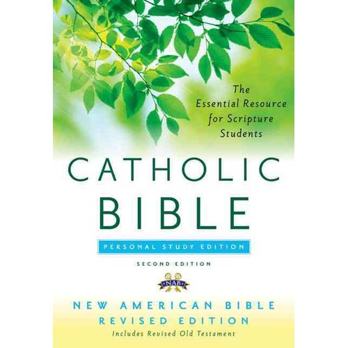 The Catholic Bible: New American Bible, Personal Study Edition