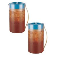 Mr. Coffee Replacement 2 Quart Iced Tea Maker Pitcher TP1 2-Pack