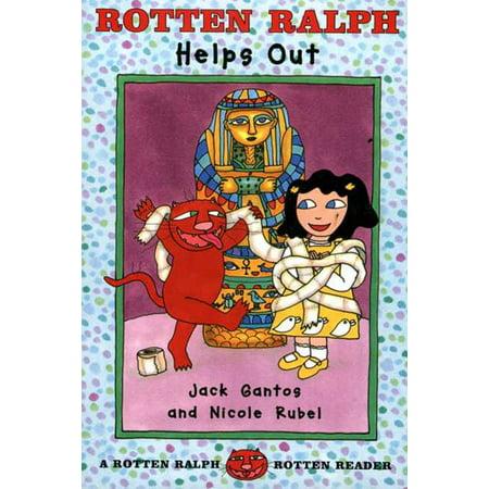 Rotten Ralph Helps Out : A Rotten Ralph Rotten