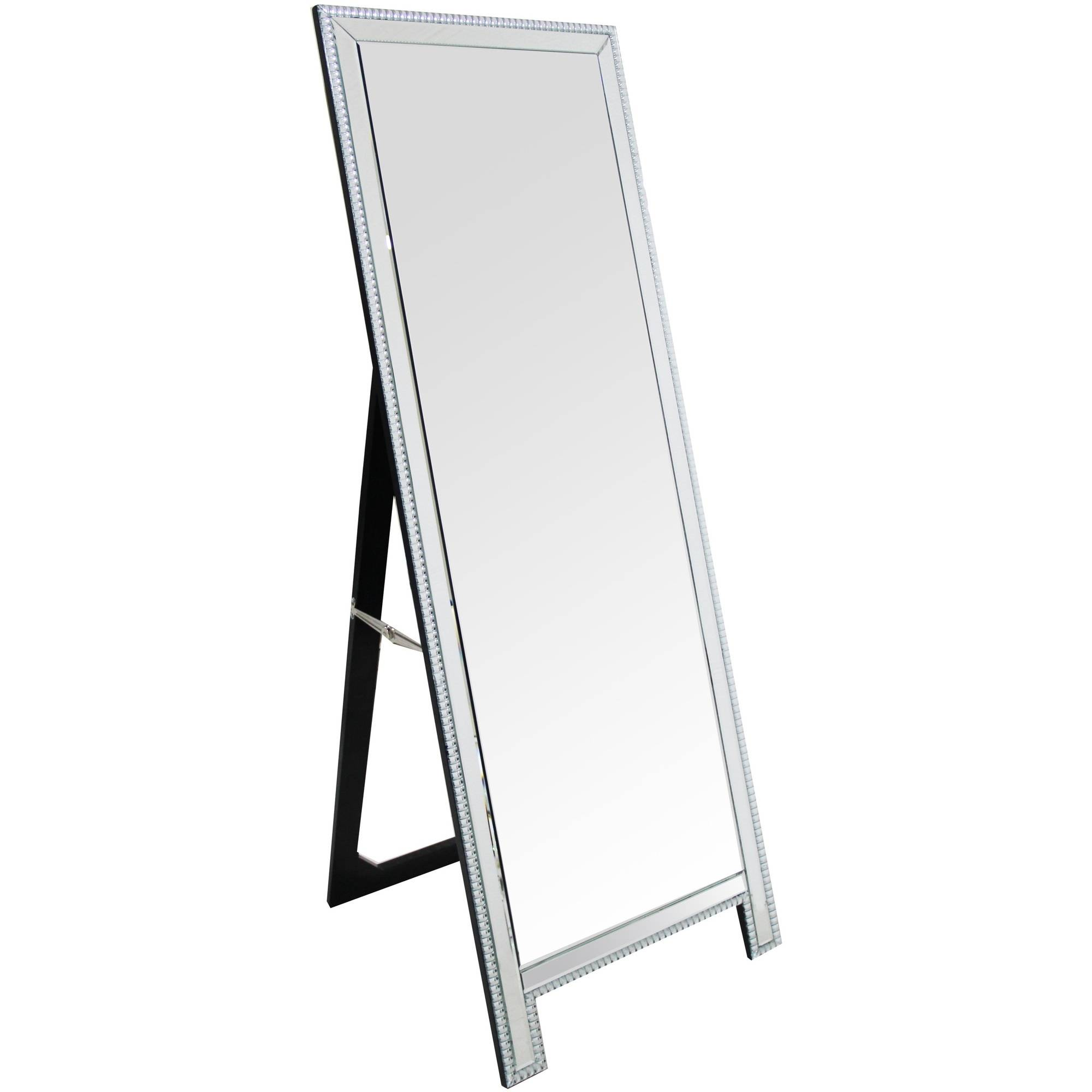 Devon and Claire Rome Rectangle Floor Mirror by