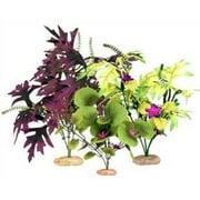 BLUE RIBBON PET PRODUCTS-CB-LVP3 Colorburst Florals Amazon Broad Leaf Cluster