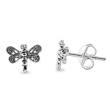 Dragonfly Stud Earrings