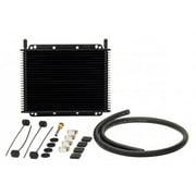 "TCI Fluid Cooler 11 x 7-3/4 x 3/4"" 3/8"" Hose Inlet/Outlet P/N 824103"