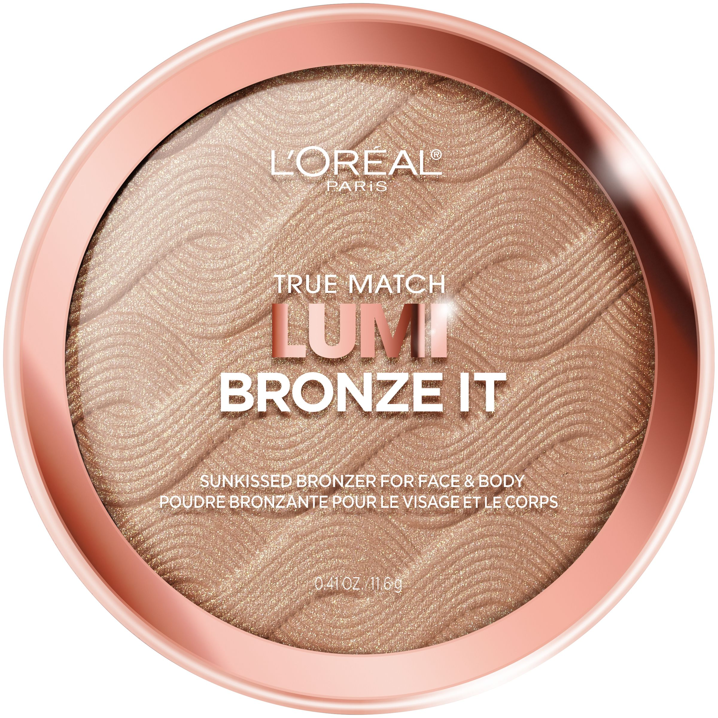L'Oreal Paris True Match Lumi Bronze It Bronzer, Light