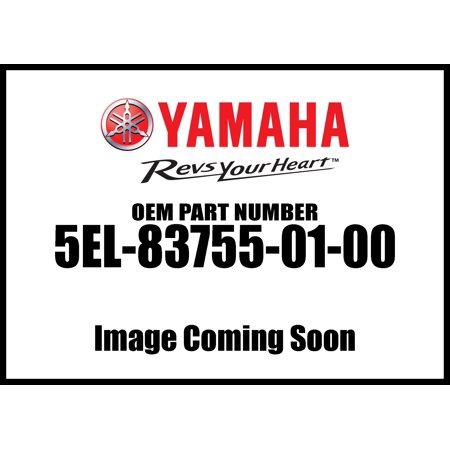 Yamaha 2005-2009 V Star 1100 Classic V Star 1100 Classic Ca Speed Sensor 5El-83755-01-00 New