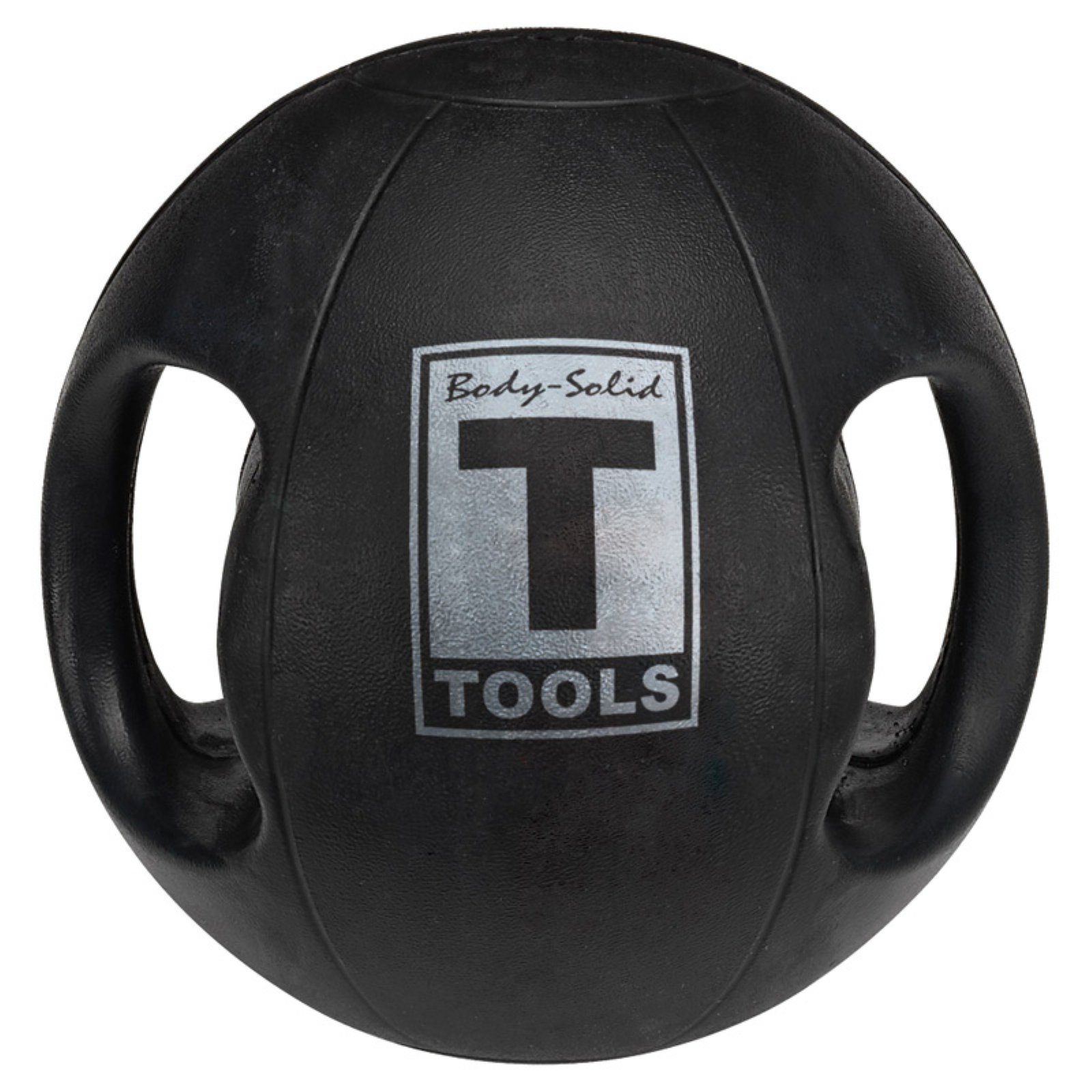 Body-Solid Tools Dual Grip Medicine Ball
