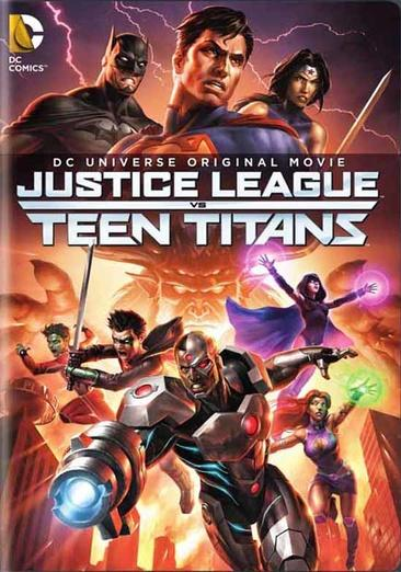 Justice League vs. Teen Titans (Other) by WARNER HOME VIDEO