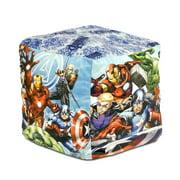 Marvel Avengers Square Cube Bean Pouf