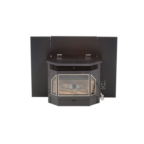 England's Stove Works Evolution 2,000 sq. ft. Direct Vent Pellet Stove Insert by England'S Stove Works Inc