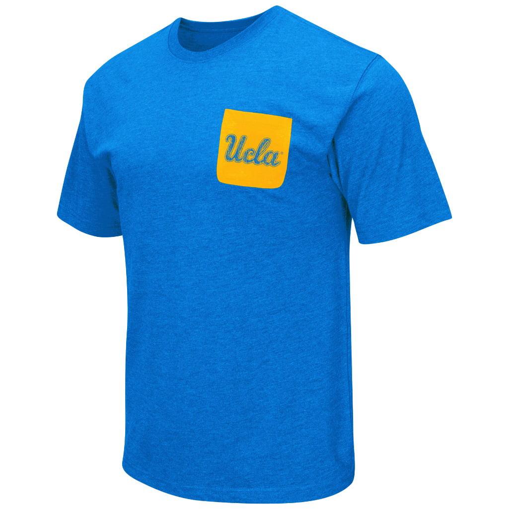 "UCLA Bruins NCAA ""Banya"" Men's Dual Blend S/S Pocket T-Shirt"