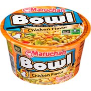 Maruchan Chicken Flavor Ramen Noodles with Vegetables, 3.31 oz