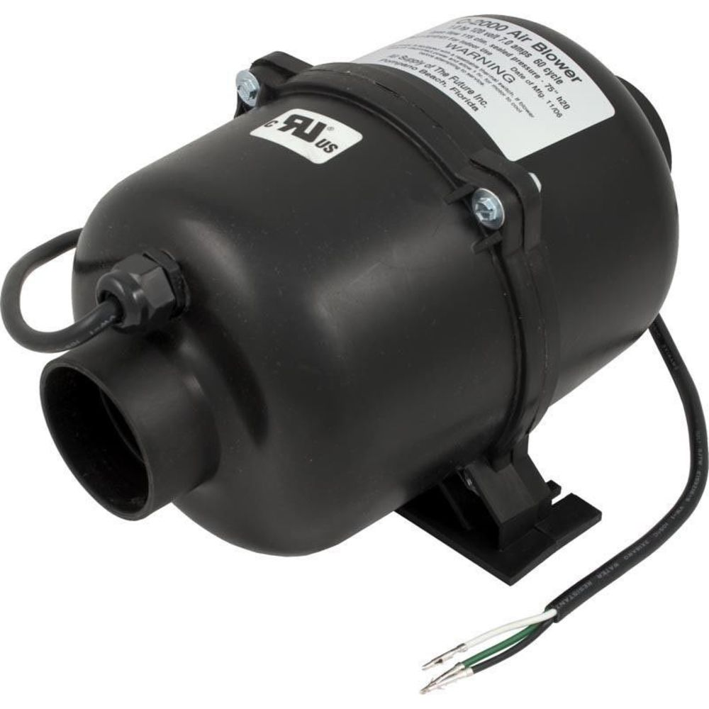 Air Supply 3213220F 1.5HP 230V 3.2A 4' AMP Blower