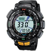 Casio Men's Solar Powered Triple Sensor Pro Trek Watches PAG240