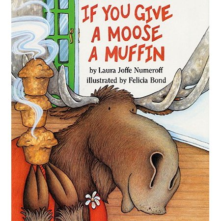 Moose A Moose Halloween Songs (If You Give a Moose a Muffin)