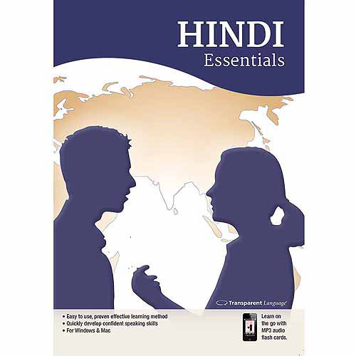 Transparent Language Hindi Essentials for Mac (Digital Code)