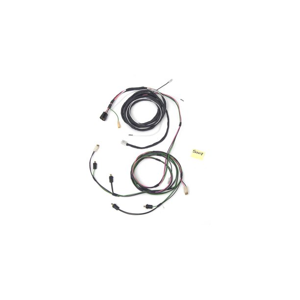 Eckler's Premier Products 40-139960 Full Size Chevy Rear