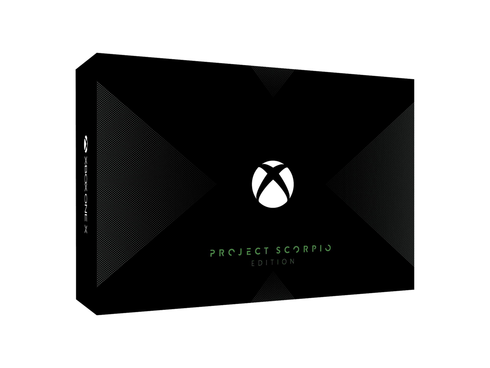 Refurbished Microsoft FMP-00001 Xbox One X Project Scorpio Edition 1TB Gaming Console by Microsoft