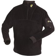 ScentBlocker Arctic Weight Men's Long Sleeve Shirt, Black