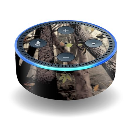 Skin Decal Wrap For Amazon Echo Dot  2Nd Generation  Stickers Tree Camo