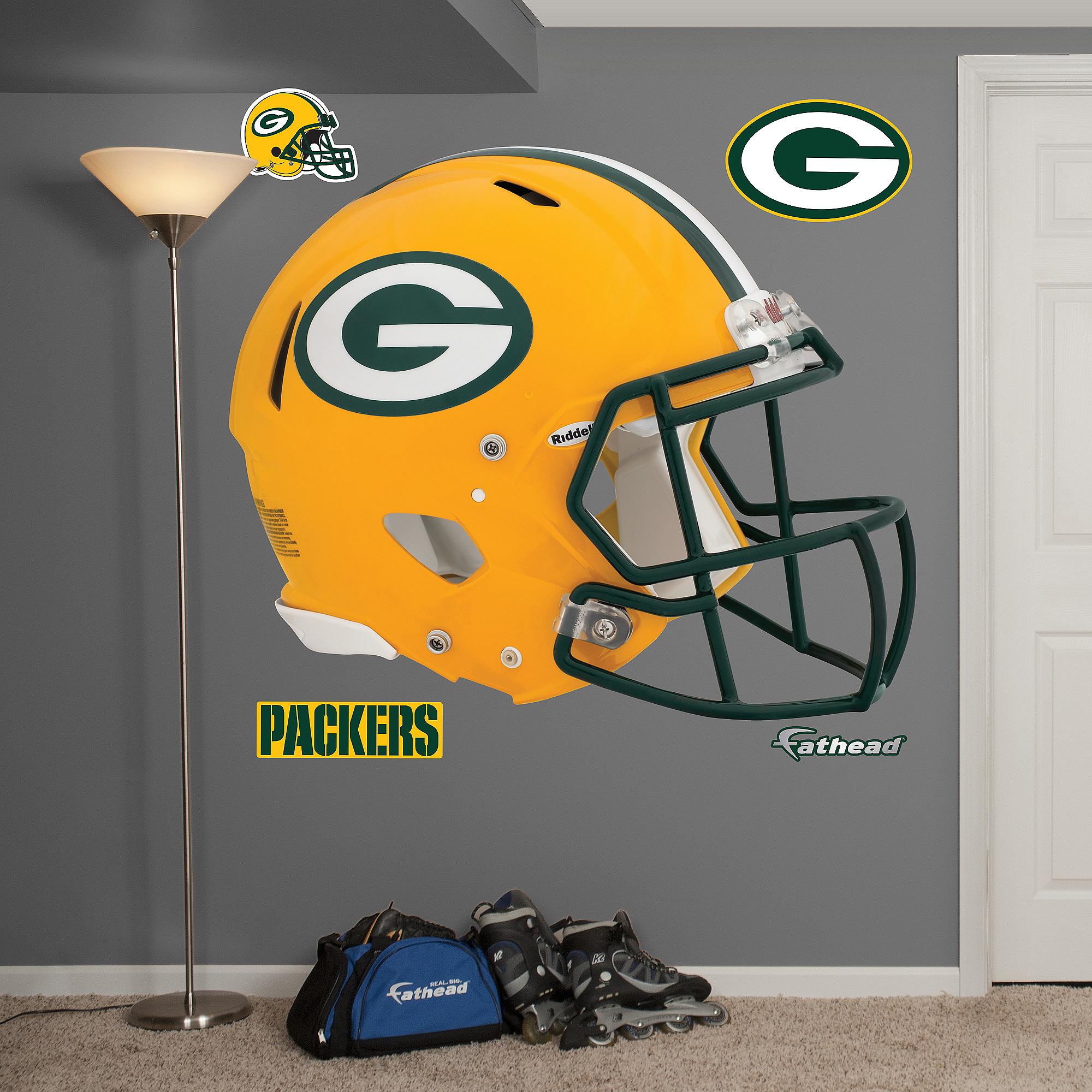 Green Bay Packers 2012 Helmet